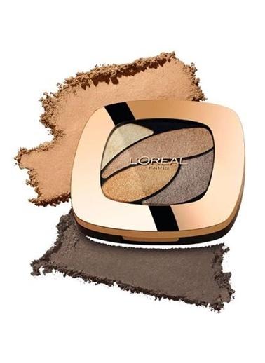 Color Riche Quad Göz Fari E1 Timeless Beige -L'Oréal Paris